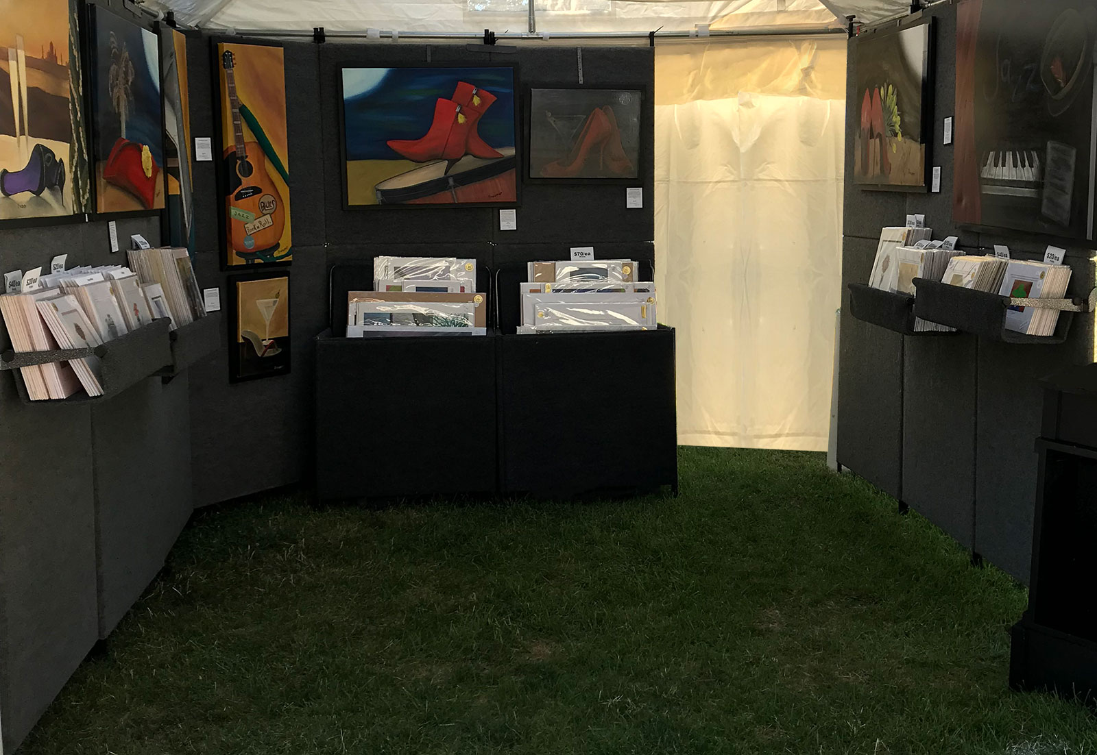 Lakeshore Art Festival, Muskegon WI