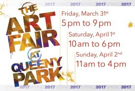 Spring Art Fair at Queeny Park, St Louis @ Queeny Park | Ballwin | Missouri | United States