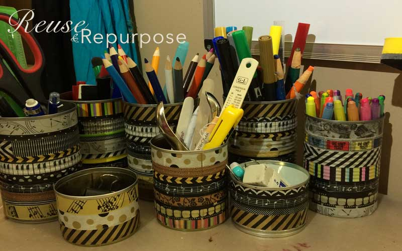 Repurpose & Reuse – Upcycle